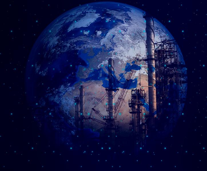 Mundo - Tecnología - IIoT - ATISoft